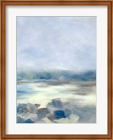 Framed Foggy Shores