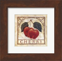 Framed Fancy Cherry