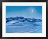 Framed Colorado Dunes V