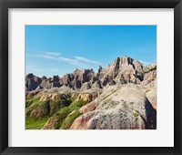 Framed Badlands II
