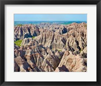 Framed Badlands IV