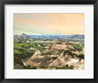 Framed Badlands V