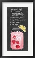 Framed Summer Drinks V