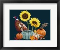 Framed Pheasant Harvest II
