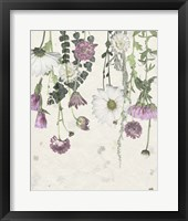 Framed Flower Veil I