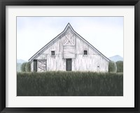 Framed Blueridge Barn II