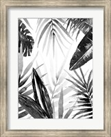 Framed Jungle Walk I