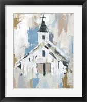 Framed Sunday Chapel I