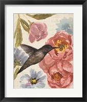 Framed Nectar's Sip I