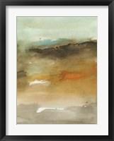 Framed Sky & Desert II