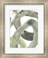 Framed Concentric Lichen IV