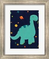 Framed Starry Dinos IV