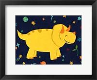 Framed Starry Dinos V