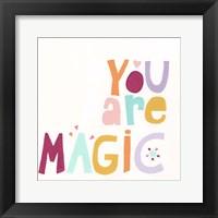 Framed Happy Magic III
