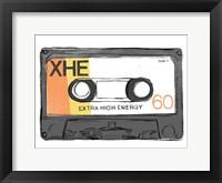 Framed Mix Tape I