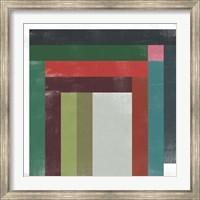 Framed Rainbow Prism IV