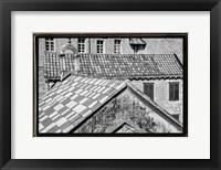 Framed Dubrovnik, Croatia IV