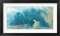 Framed Breaking Surf II