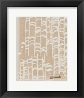 Framed Dry Grass I