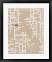 Framed Dry Grass II