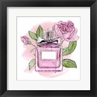 Framed Floral Scent II