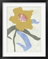 Framed Lenten Rose I