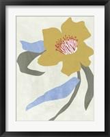 Framed Lenten Rose II