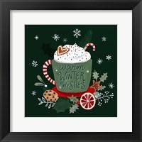 Framed Christmas Comforts II