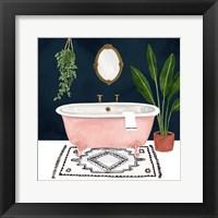 Framed Boho Bath II