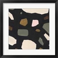 Framed Terrazzo Shards VI