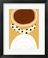Framed Banana Split II