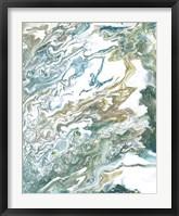 Framed Tidal Drift I