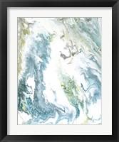 Framed Tidal Drift II