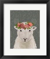 Framed Sheep Bohemian 1