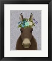 Framed Donkey Bohemian 3