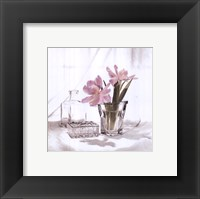 Framed Vanity Floral II