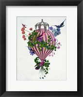 Framed Bird Balloon 1