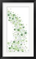 Framed Dots Abstract I