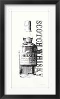Framed Scotch BW Crop