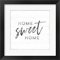 Framed Home Inspiration I