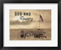 Framed God and Country