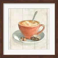 Framed Wake Me Up Coffee III