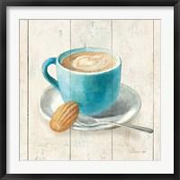 Framed Wake Me Up Coffee I