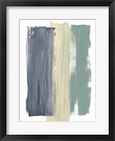 Framed Striped Abstract