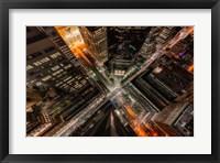 Framed Grand Central New York