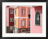 Framed Colours of Europe No. 1