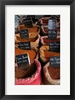 Framed French Market No. 2