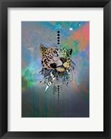 Framed Cosmic Leopard