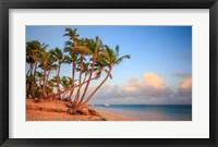 Framed Dawn in Punta Cana