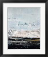 Framed Dark Earth No. 3